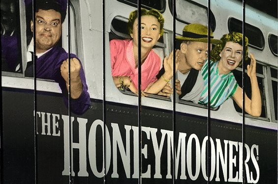 honeymooners episodes