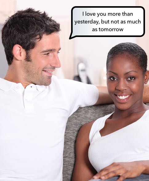 older black woman dating younger man