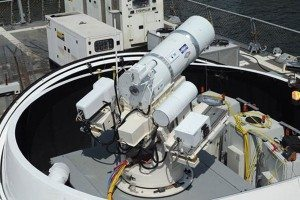 navy laser