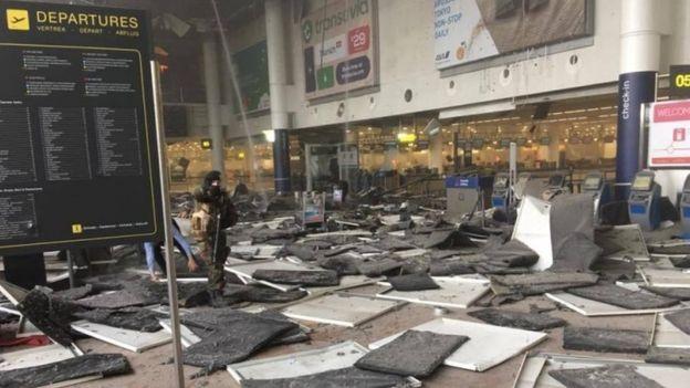 Brussels-arrests