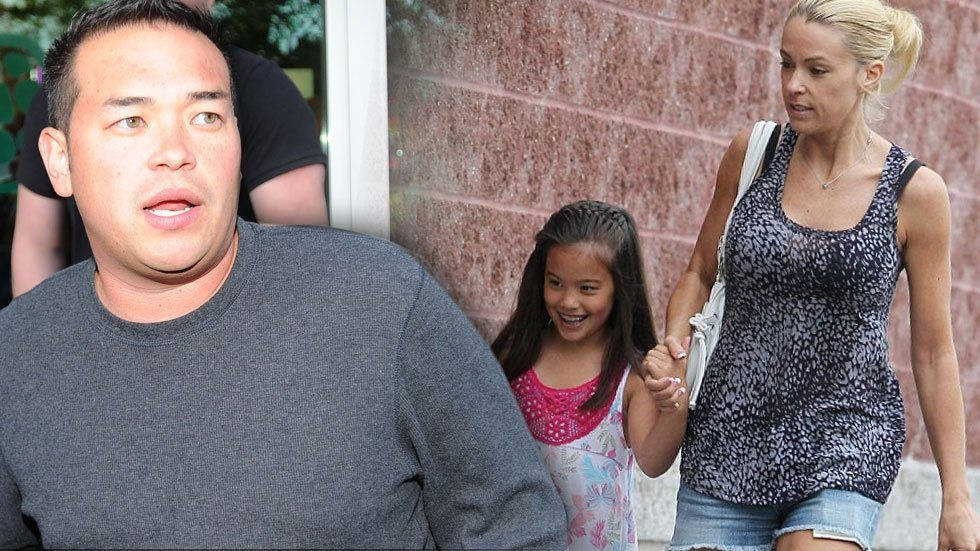 Jon gosselin dating spoof