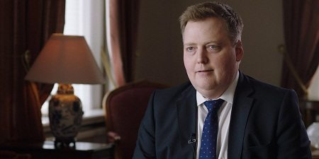 Iceland's PM resigned on Wednesday following Panama leaks. (PHOTO: SVT / Reykjavik Media)