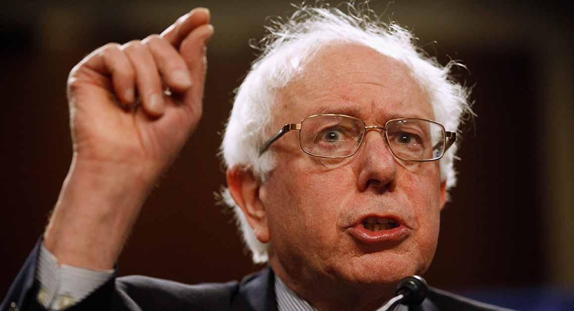 Bernie Sanders, Politico