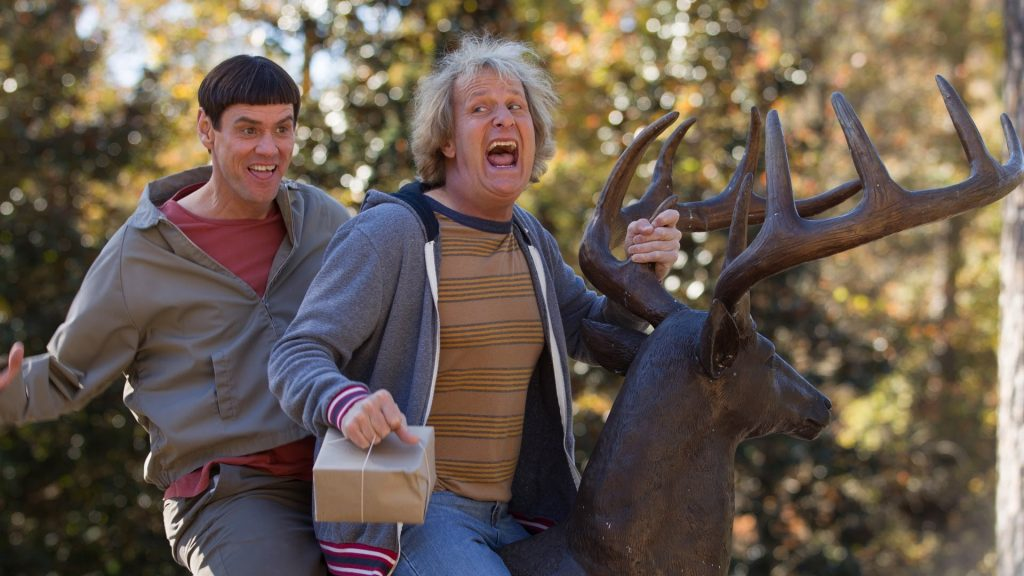 (Dumb and Dumber To, 2014) youtube.com