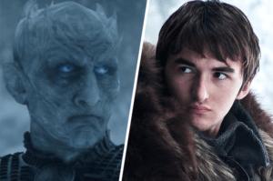is Bran the Night King?