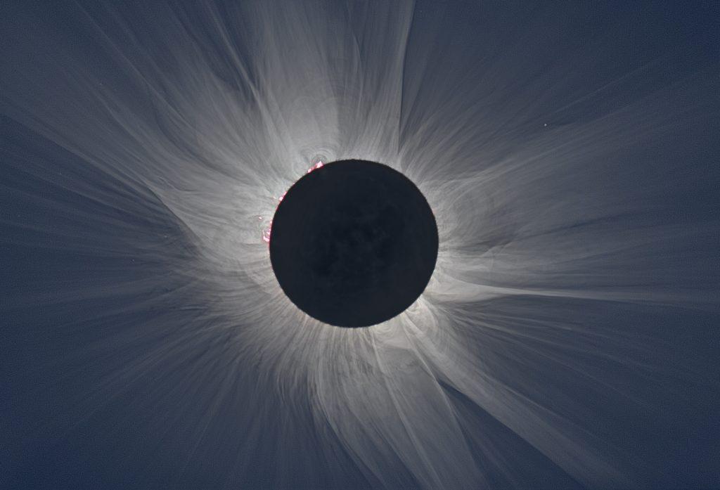 Solar Eclipse Image from nasa.gov