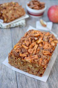Carmel Apple Bread | Photo: The Lean Green Bean